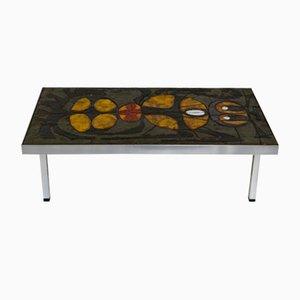 Table Basse Vintage en Céramique