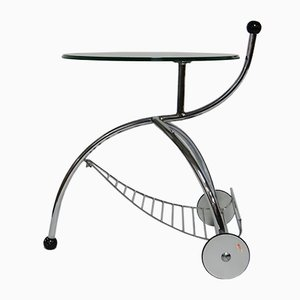 Table d'Appoint Vintage Mobile, 1980s