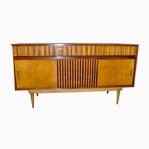 Französisches Sideboard aus Metallblech, 1960er