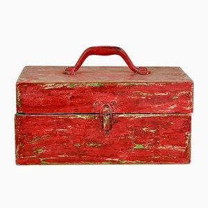 Box in Rot & Grün, 1960er