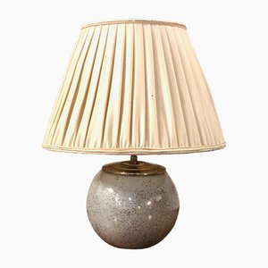 Glass Ball Table Lamp, 1960s