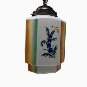Art Deco Ceiling Lamp, 1930s