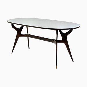 Table de Salle à Manger Mid-Century par Ico Luisa Parisi, Italie, 1950s