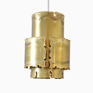 Lampes à Suspension par Svend Aage Holm Sørensen pour Thea, Scandinavie, 1960s, Set de 2