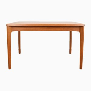 Mid-Century Teak Extendable Dining Table by Henning Kjærnulf for Vejle Mobelfabrik, 1960s