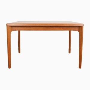 Table de Salle à Manger Extensible Mid-Century en Teck par Henning Kjærnulf pour Vejle Mobelfabrik, 1960s