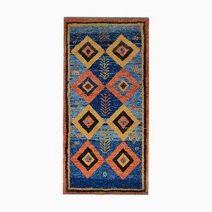 Vintage Vibrant Qashqai Wool Carpet