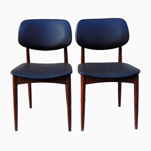 Mid-Century Dining Chairs from Castelli / Anonima Castelli, Set of 2