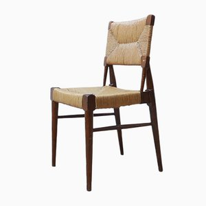 Mid-Century Dining Chairs, 1970s, Set of 6