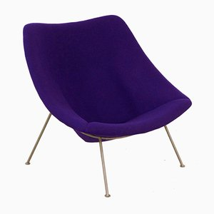 Large Oyster Lounge Chair by Pierre Paulin for Artifort, 1960s