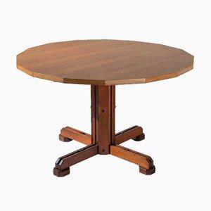 Table de Salle à Manger Modèle Hexadecagon par Ico Parisi pour Brugnoli Mobili Cantù, 1950s