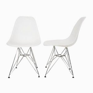 Model DMX Dining Chairs by Charles And Ray Eames for Vitra, 2008, Set of 2