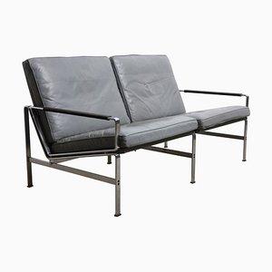 2-Sitzer Modernes Sofa von Preben Fabricius für Kill International, 1968