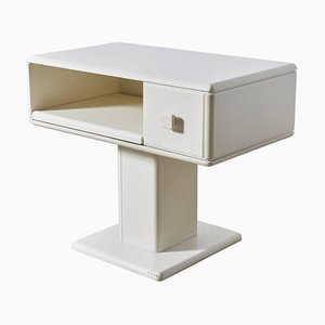 Italian Adjustable White Vanity Counter Display by Kazuhide Takahama for Gavina, 1979