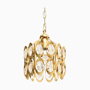 Large Jewel Chandelier from Palwa, 1970s