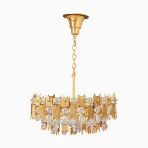 German Chandelier from Palwa, 1960s