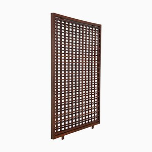 Danish Wenge Room Divider, 1962