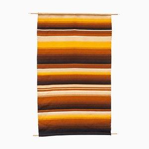 Flachgewebter Schwedischer Teppich, 1950er