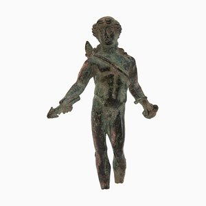 Ancient Roman Apollo Sculpture, Dacia, 1st-2nd Century BC