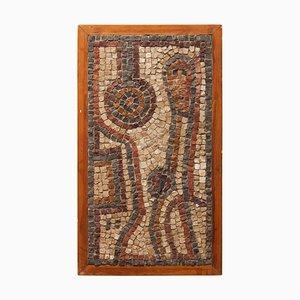 Belgisches Marmor Mosaik Kunstwerk, 1960er