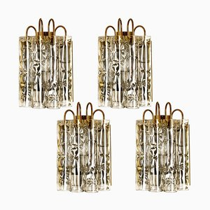 Tube Sconce by Doria Leuchten Germany, 1960s