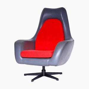 Retro Siesta Swivel Chair, 1970s