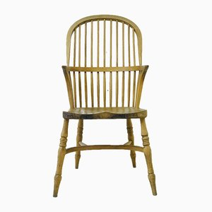 Beech Windsor Armchair, 1960s
