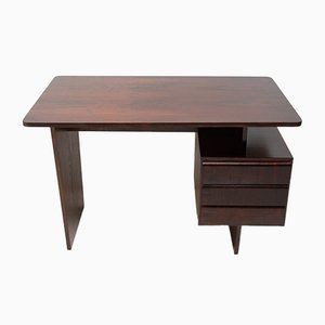 Czech Writing Desk by Bohumil Landsman for Jitona, 1970s