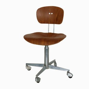 Mid-Century Swiss Desk Chair from Sitag, 1960s