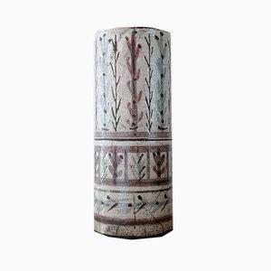 Scroll Vase von Gustave Reynaud für Le Mûrier, 1950er
