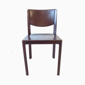 Dining Chairs by Tito Agnoli for Matteo Grassi, 1980s, Set of 2