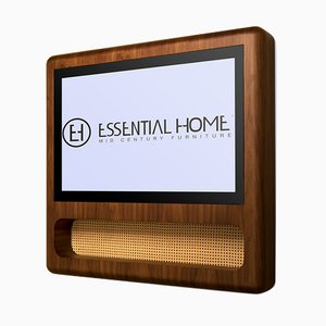 Franco Tv Wandschirm von Essential Home
