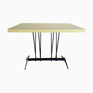 Table de Salle à Manger Rectangulaire Vintage de Jean Prouvé, 1030s
