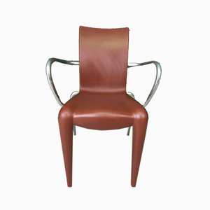 Vintage Louis 20 Esszimmerstühle von Philippe Starck für Vitra, 6er Set