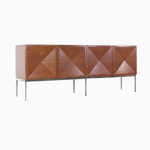 Pointe De Diamond Sideboard by Antoine Philippon & Jacqueline Lecoq for Behr, 1962