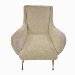 Sessel im Stile von Marco Zanuso, 1960er, 2er Set