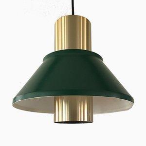 Lampe à Suspension Mid-Century par Johannes Hammerborg pour Fog & Mørup, Danemark, 1960s