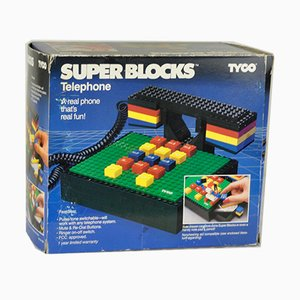 Téléphone Lego de Tyco, 1990s