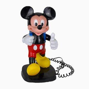 Mickey Mouse Telefon von Tyco, 1986