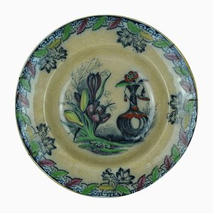 Decorative Plate from Summer Flowers, 1940s