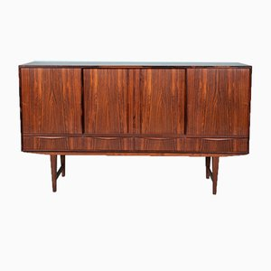 Vintage Danish Rosewood Cabinet by E. W. Bach for Sejling Skabe, 1960s