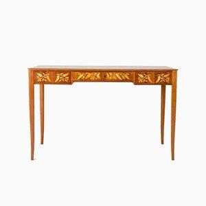 Mahogany Desk by Carl Malmsten, 1940s