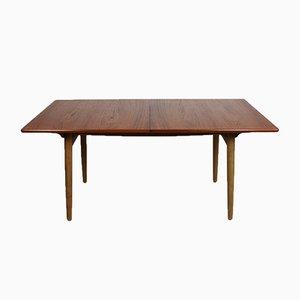 Table de Salle à Manger en Teck par Hans J. Wegner pour Andreas Tuck, 1960s