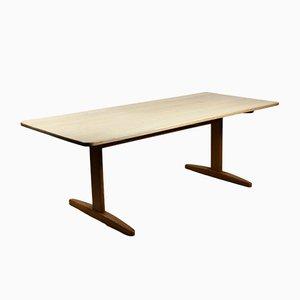Table de Salle à Manger Modèle 18 Shaker en Chêne par Børge Mogensen, 1960s