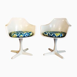 Armchairs by Maurice Burke for Arkana, 1960s, Set of 2