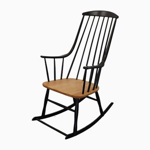 Grandessa Rocking Chair by Lena Larsson for Nesto, 1960s