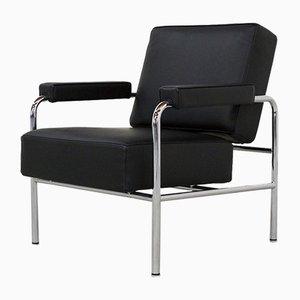 Fauteuil Modèle LC13 Wagon Fumoir par Le Corbusier pour Cassina