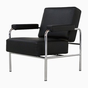 Model LC13 Wagon Fumoir Armchair by Le Corbusier for Cassina