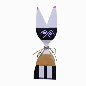 Model Nr 9 Wooden Doll by Alexander Girard for Vitra, 1950s