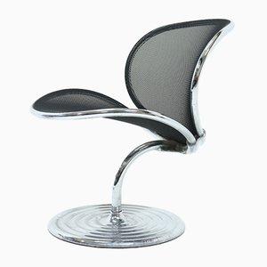 Mid-Century O-Line Stühle von Herbert Ohl für Wilkhahn, 1980er, 2er Set